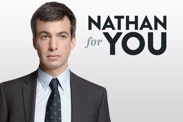 On TV: Nathan for You